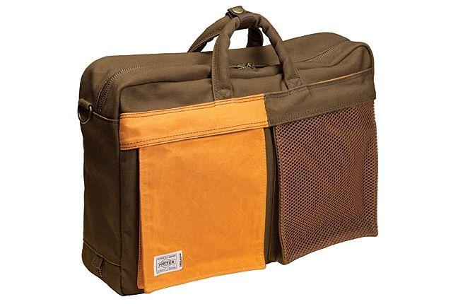 Ponter Porter Wash 3 Way Bag 1