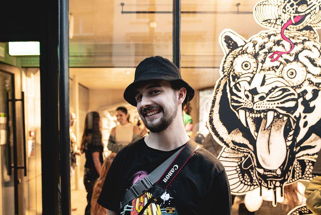 Footpatrol London Tiger Snake Launch People4