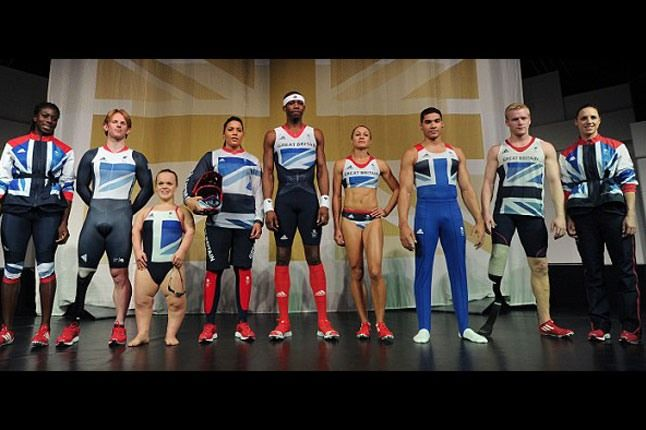 Stella Mccartney London Olympics 2012 Adidas 3 1
