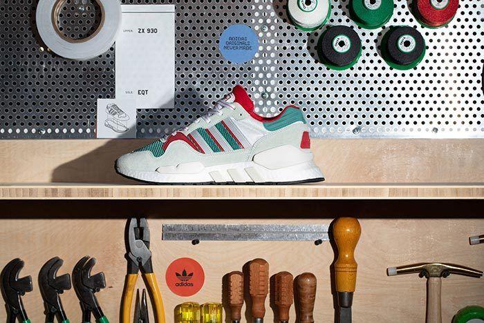 Adidas Nevermade Zx930