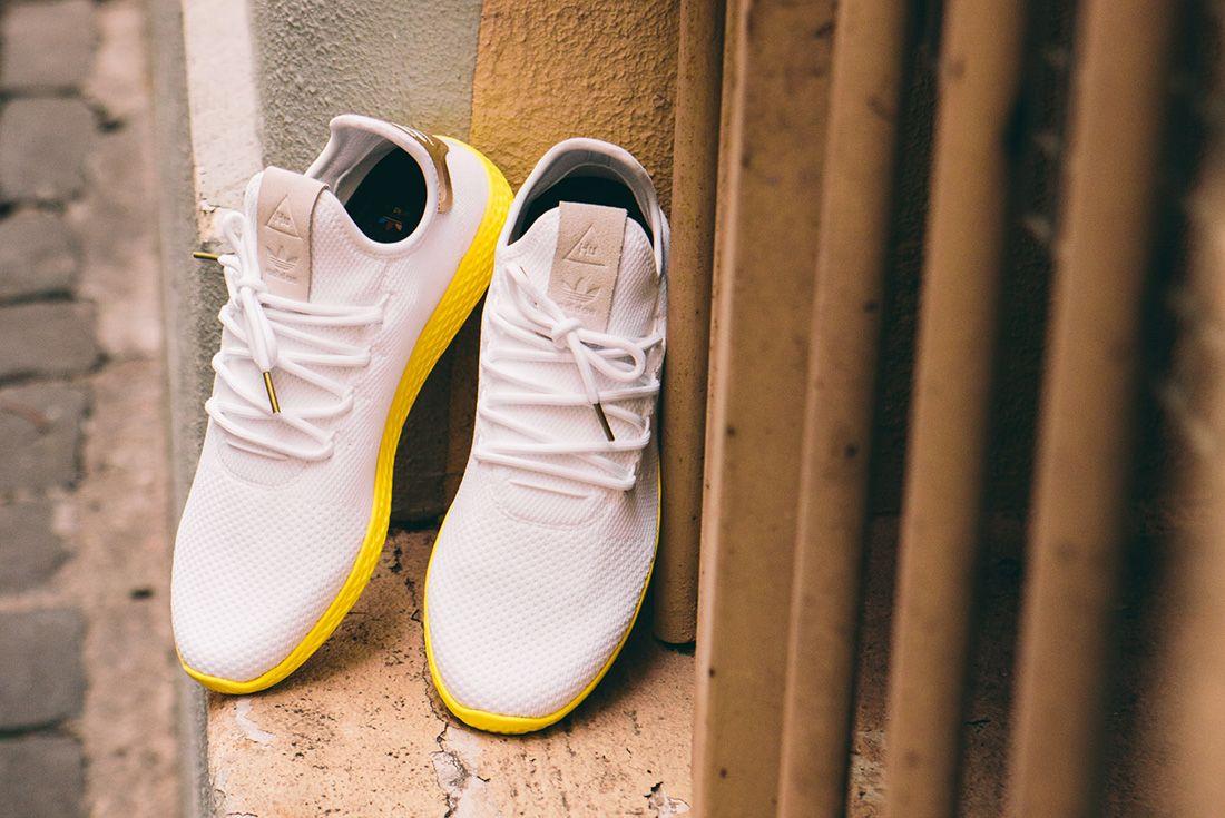 Pharrell Williams X Adidas Tennis Hu Gold5 1