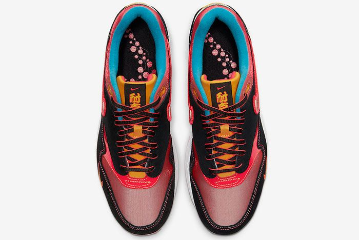 Nike Air Max 1 Chinese New Year Cu6645 001 Release Date 3Official