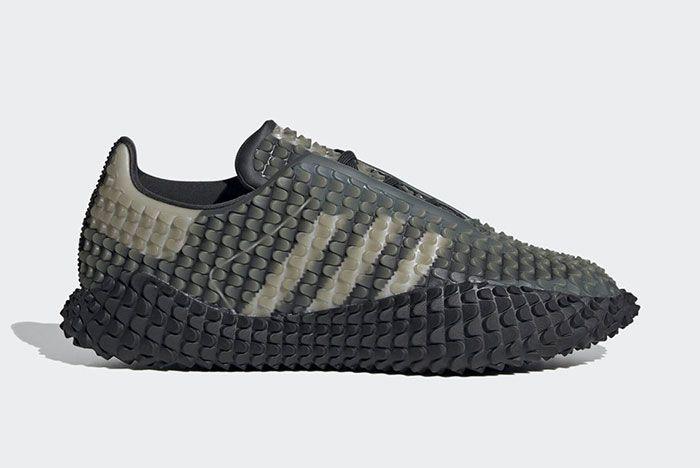 Craig Green Adidas Kamanda Black