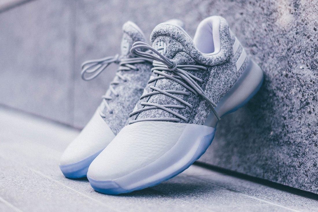 Adidas Harden Vol 1 Grayvy 1