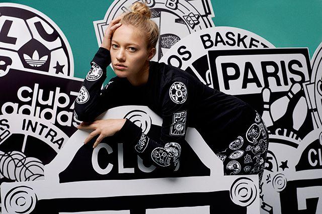 Club 75 X Adidas Originals Capsule Collection 1