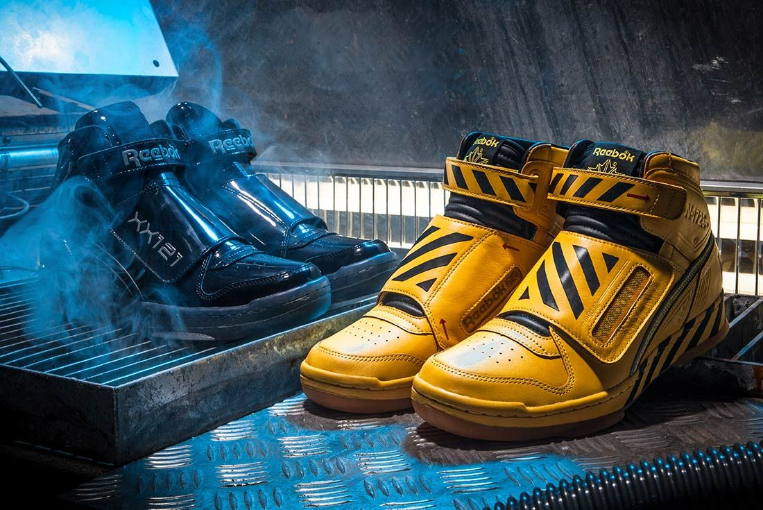 Reebok Alien Stomper Final Battle Pack 2