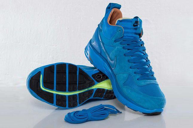 Nike Lunar Solstice Mid Sp White Label Pack Pair Blue 1