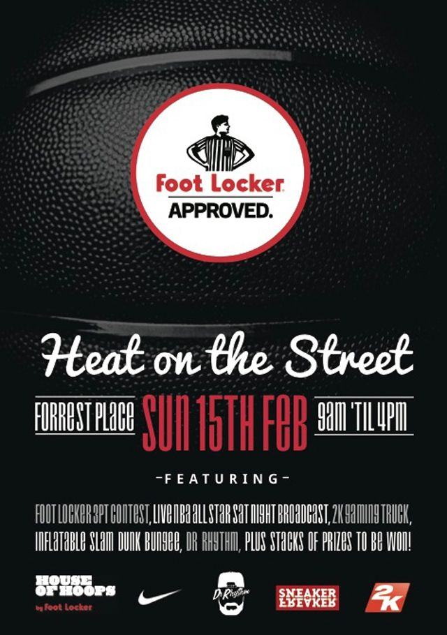 Footlocker Perth Event
