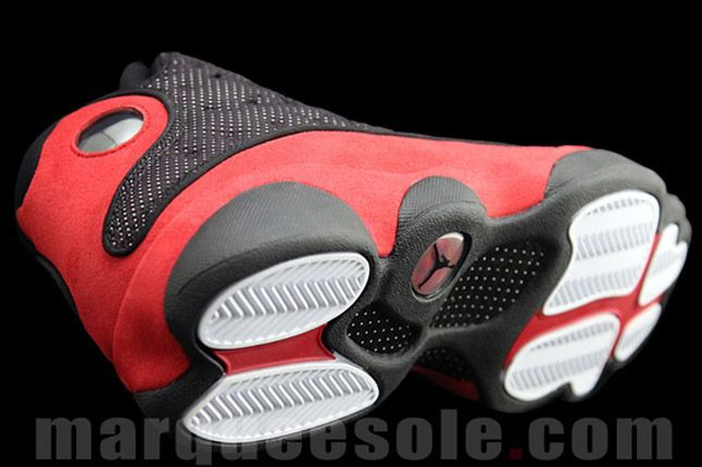 Air Jordan 13 Bred Sole 1