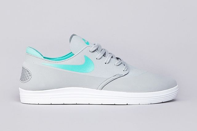 Nike Sb Lunar Oneshot Base Grey Crystal Mint 5