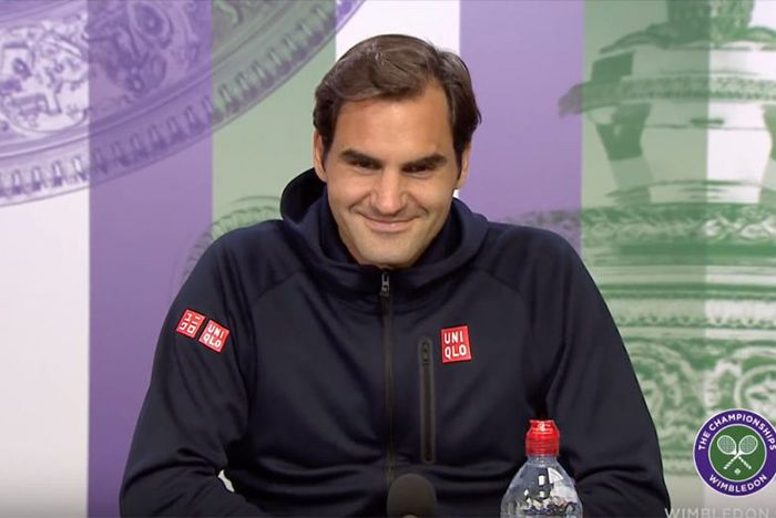 Roger Federer Uniqlo New Sponsor Wimbledon 070218 1024X526