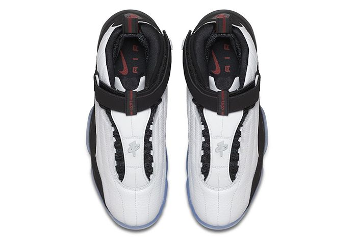 Nike Air Penny 4 White True Red5