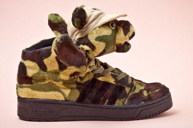 Adidas Originals Js Camo Bear Side 1