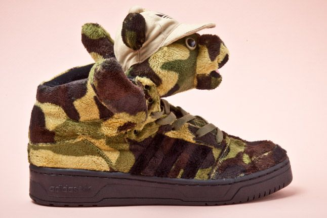 Adidas Originals Js Camo Bear Side 1