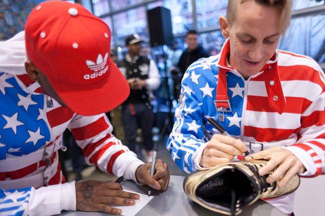 Jeremy Scott In Store Adidas Originals Soho New York 15 1