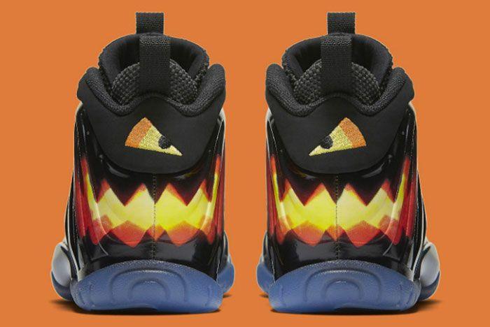 Nike Air Foamposite Halloween 5