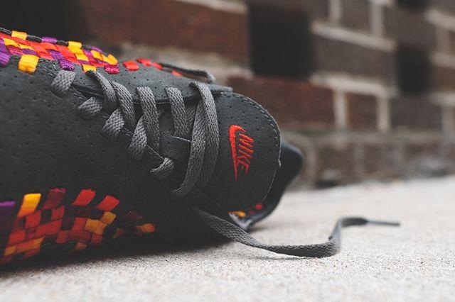 Nike Footscape Woven Motion Dark Base Grey 2