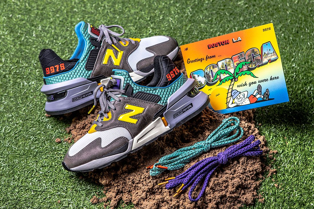 Bodega New Balance No Bad Days Sneaker Freaker9 Main