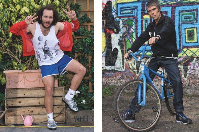 Adidas Originals Ian Brown Bts 2 1