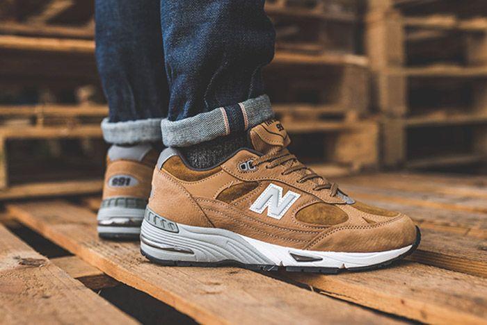 New Balance 991 Brown 7