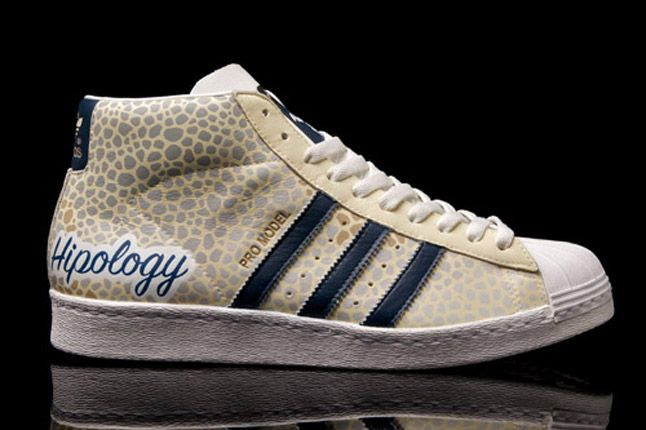 Benji Blunt Hipology Visioneers Adidas Pro Model Profile 1