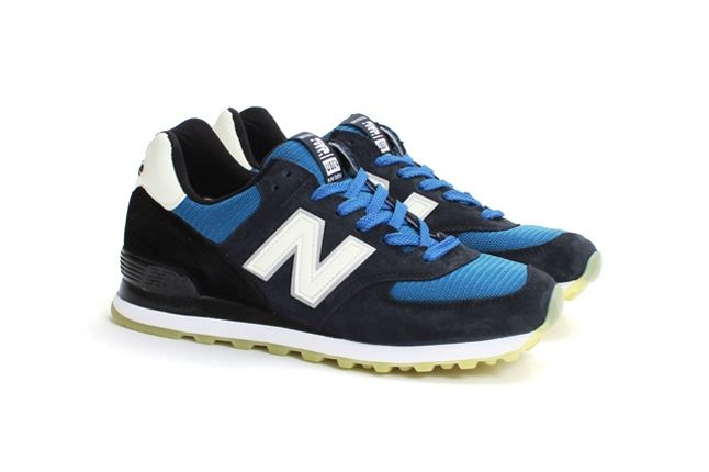 Concepts New Balance 574 Northern Lights Blue 1