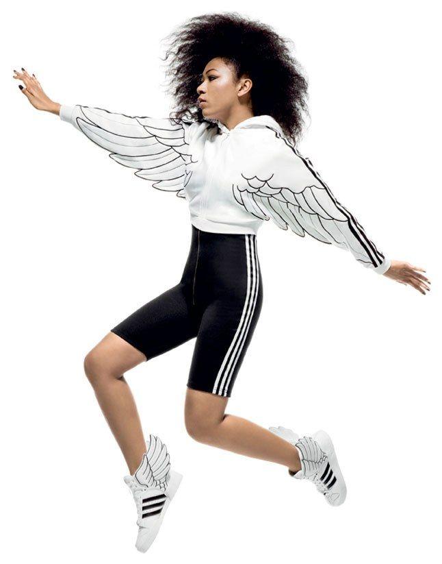 Adidas Jeremy Scott Wings 1