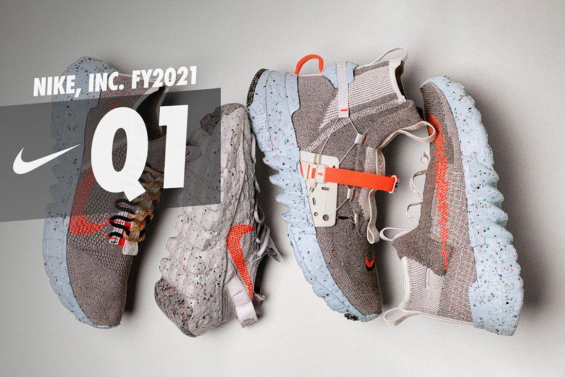 Nike Q1 2021 Results