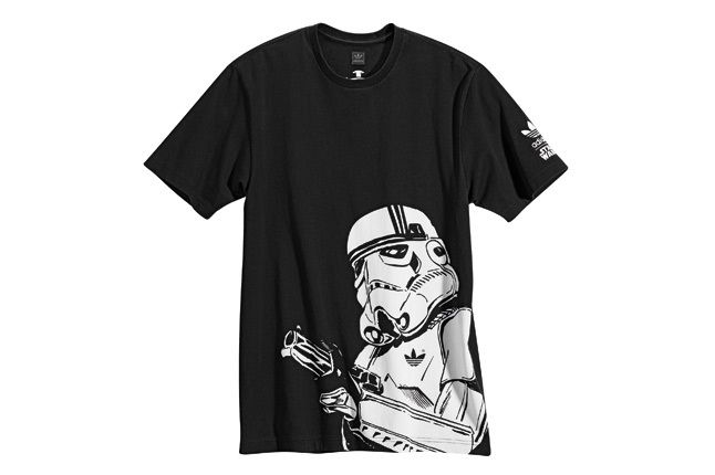Adidas Star Wars Storm Trooper Tee 1