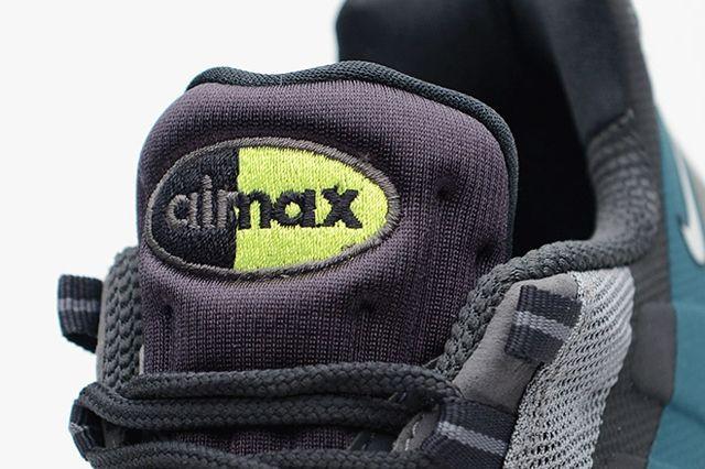 Nike Air Max 95 Medium Base Grey Volt 4