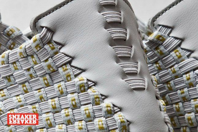 Nike Free Woven Grey 4 1