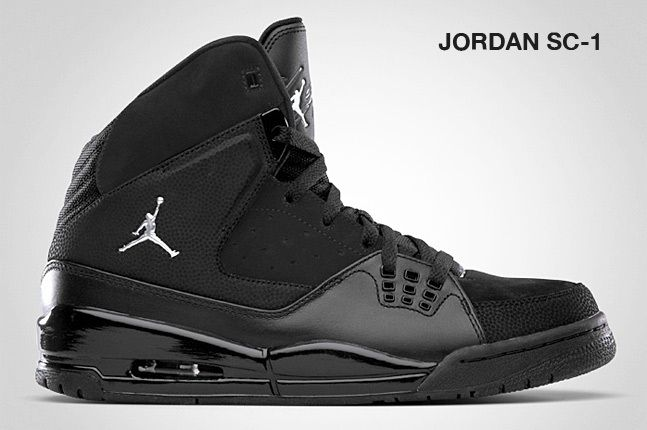 Jordan Sc 1 Black 1