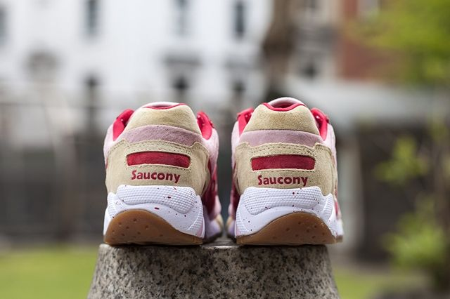 Saucony G9 Shadow 5 Scoops Pack Bumper 2