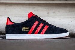 Adidas Gazelle Og Red Thumb