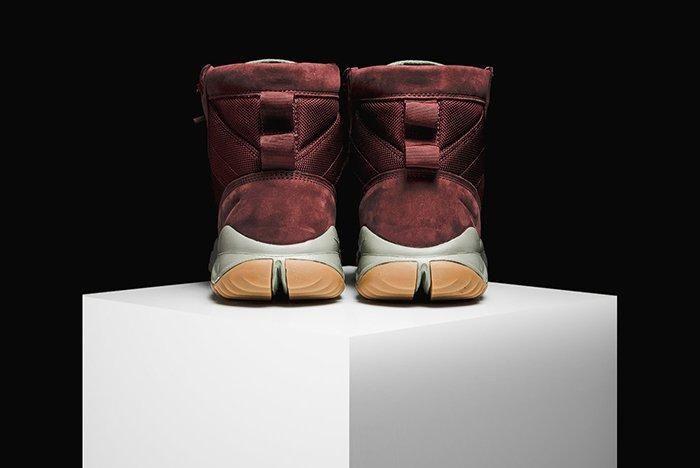Nike Sfb Field 6 Leather Boot Dark Team Red 3