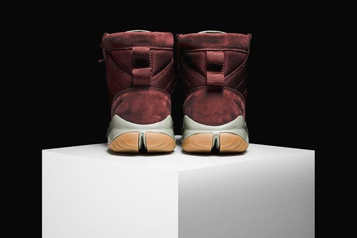 Nike Sfb Field 6 Leather Boot Dark Team Red 3