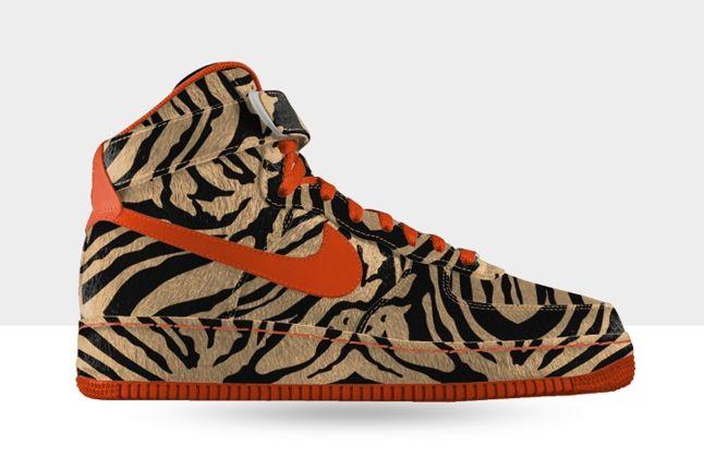 Nike Id Ponyhair Animal Materials 4 1