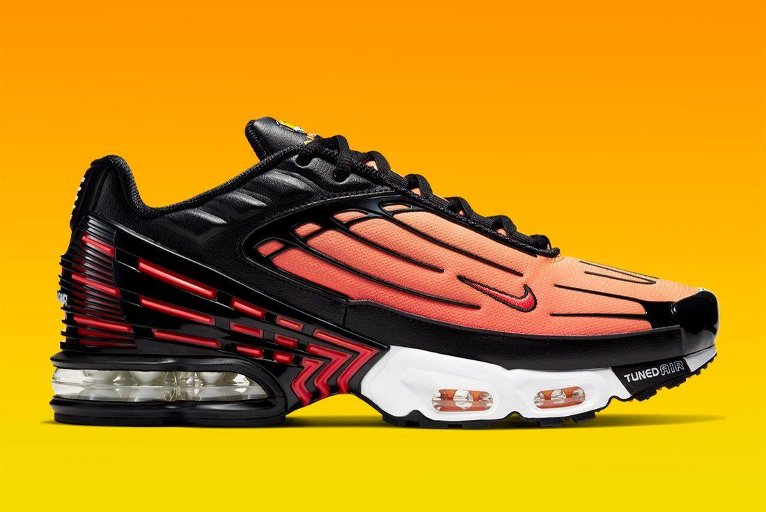 Nike Air Max Plus 3 Tiger Right