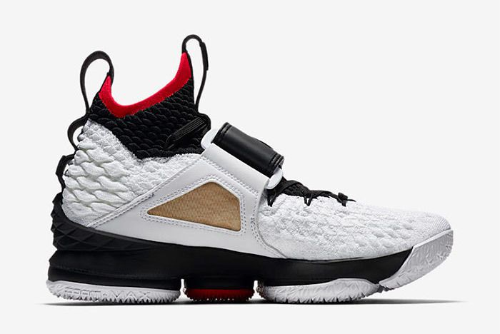 Nike Lebron 15 Diamond Turf Pe 2018 Sneaker Freaker 4