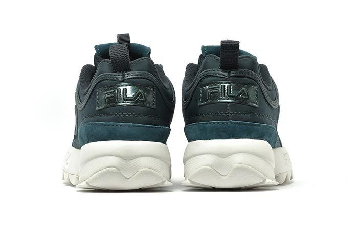 Fila Disruptor Satin Low 4