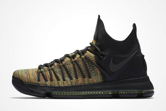 Nike Zoom Kd 9 Elite Multicolour 3