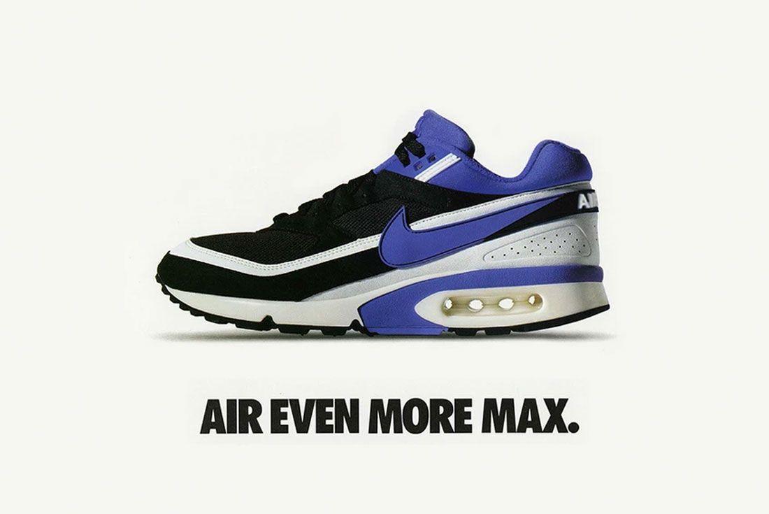 Nike Air Max BW Ad