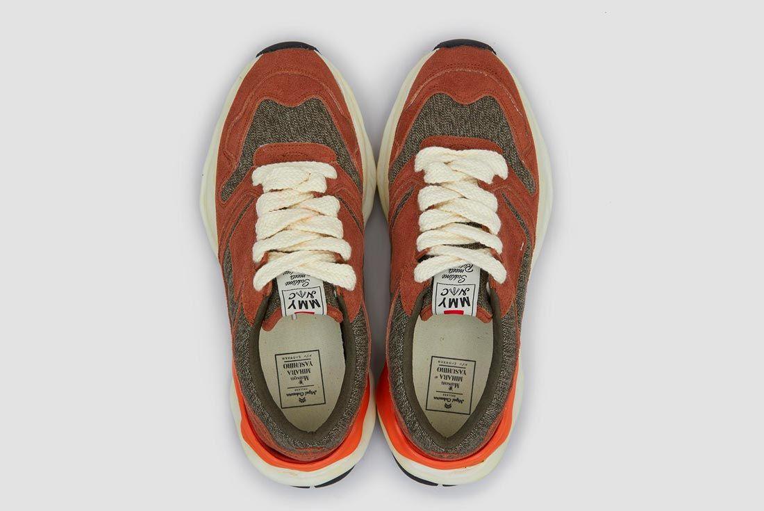 Nigel Cabourn x Mihara Yasuhiro Military Sneaker 'Rough Tan'