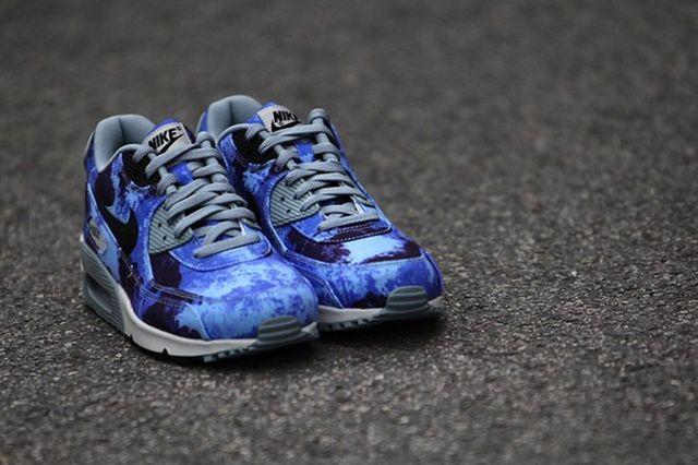 Nike Air Max 90 Blue Lacquer 3