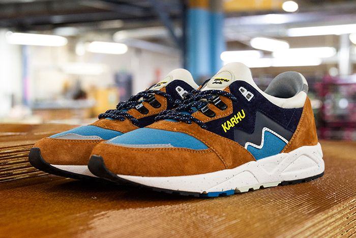 Karhu Cross Country Aria Brown Front