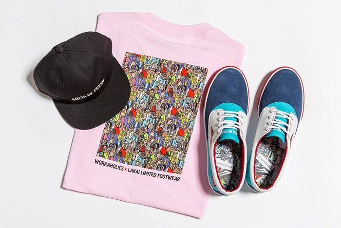 Workaholics Lakai Footwear Collection 15
