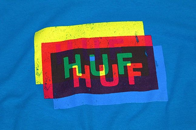 Huf Summer Delivery Tee 1 2