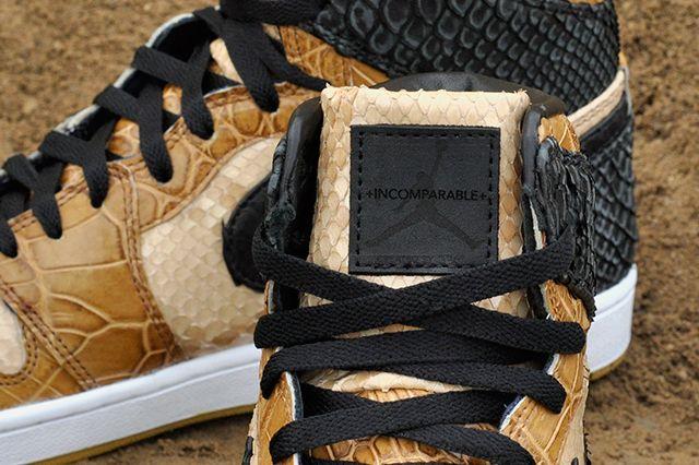 Jbf Customs Nike Air Jordan 1 Desert Storm 4