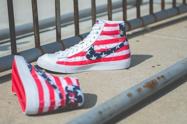Nike Blazer Independance Day Bump 2