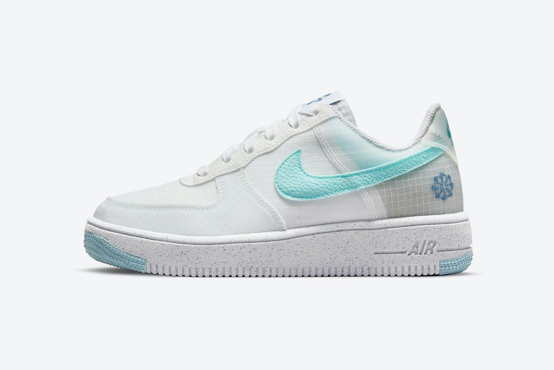 Nike Air Force 1 GS 'Crater'